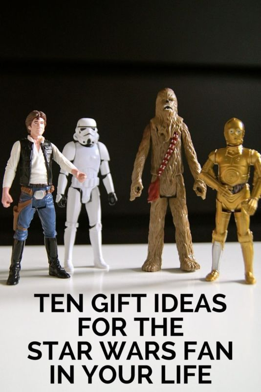 10 Gift Ideas for the Star Wars Fan in Your Life :: Because May 4 is Star Wars Day