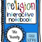 Freebie - Religion Interactive Notebook from Grace and Gratitude Have you started a Religion Interactive Notebook with your students? This resource can be used in an INB, as a worksheet, or a foldable...whatever ...