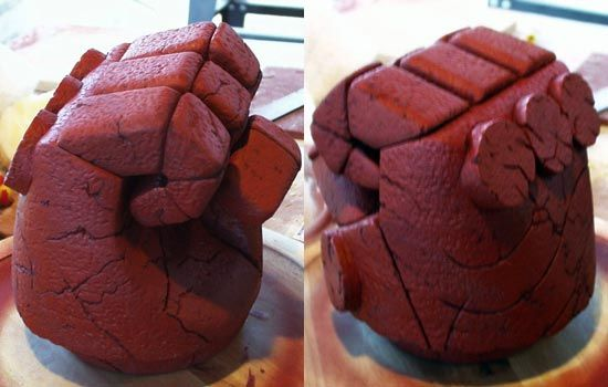 Making Hellboy's Right Hand of Doom