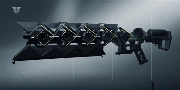 Destiny - Exotic Weapon - The Taken King - Sleeper Simulant