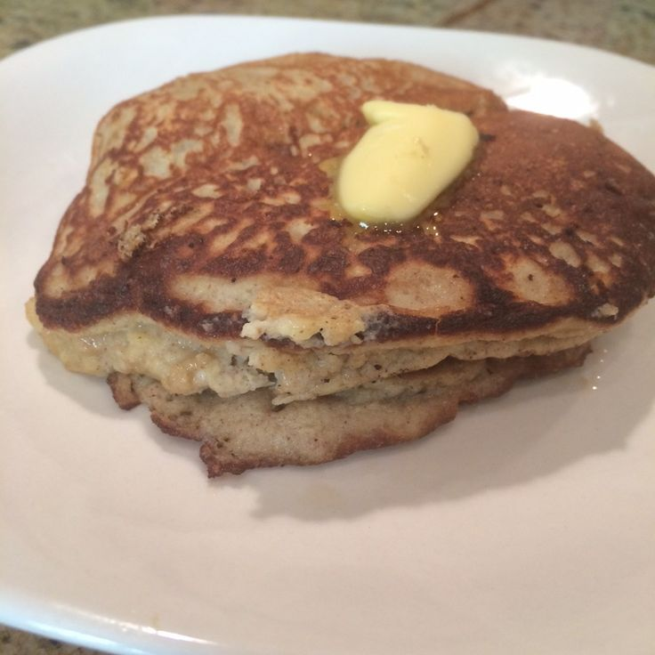 Banana Pancakes- whole life challenge recipe - Fit Paleo Mom