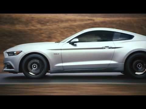 Introducing the All-New Ford Mustang | عرض فورد موستانج الجديدة كليا