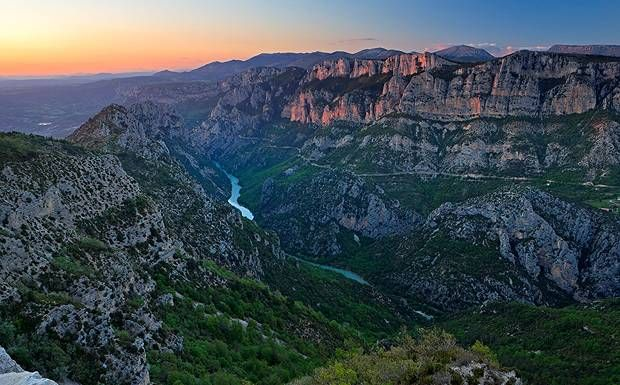 Gorges du Verdon - Europe's Grand Canyon, Provence, France  ©Rolf Hicker