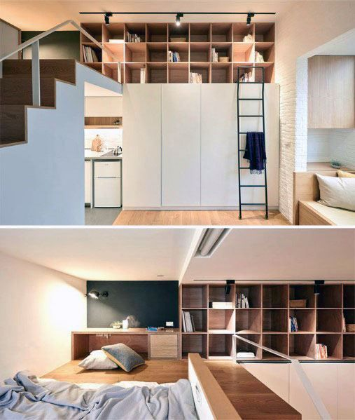 Top 60 Best Studio Apartment Ideas - Small Space Designs ...