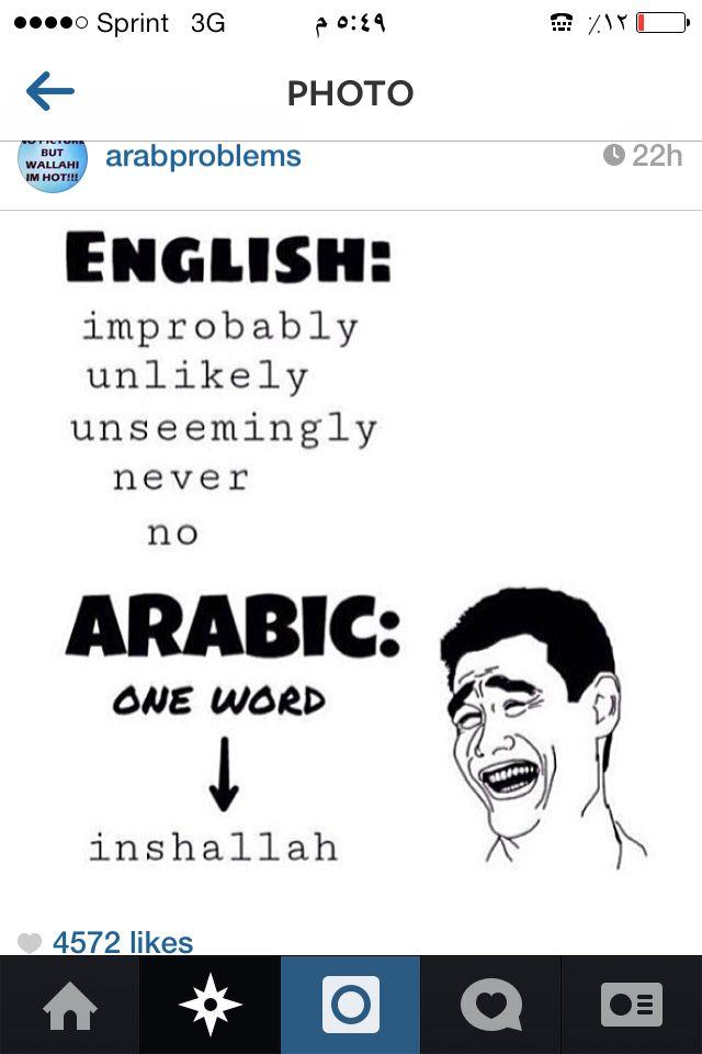 Lol Arab probs!