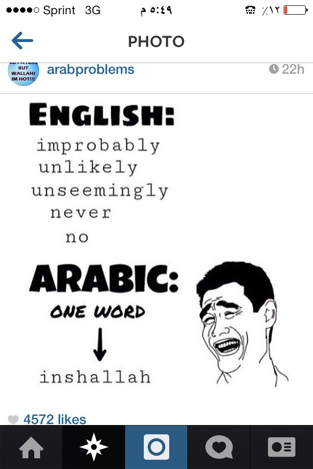 Lol Arab probs!