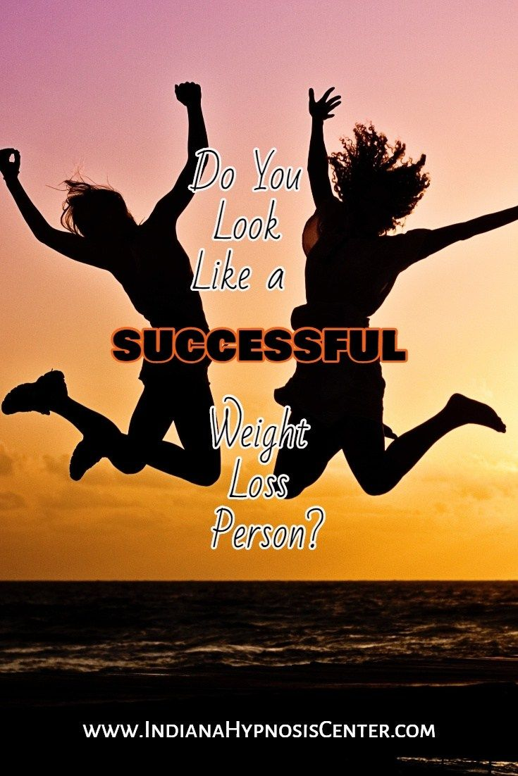 If you were to see someone whose physical body looked like yours, would you see them as successful? #hypnosis #weightloss #IndianaHypnosisCenter
