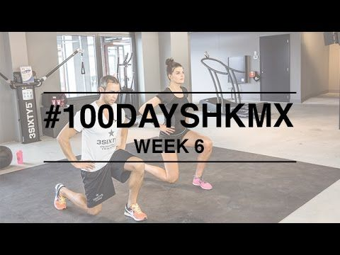 Week 6 #100daysHKMX challenge. Weekly workout video's with Manon and Guy to get fit and in shape. Manon tells you all about her healthy lifestyle on MonStyle!