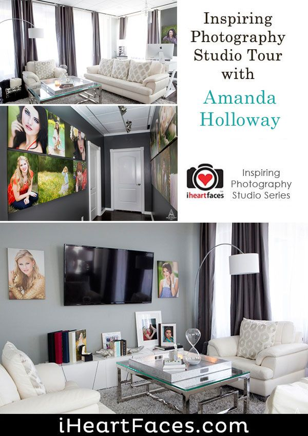 Amanda Holloway's Search for the Perfect Studio Space - I Heart Faces Inspiring Photography Studio Series