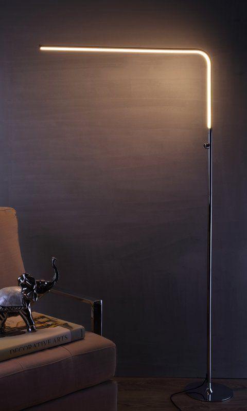 Uffington 63 Led Floor Lamp Deco Salon Led En 2019 Lampadaire