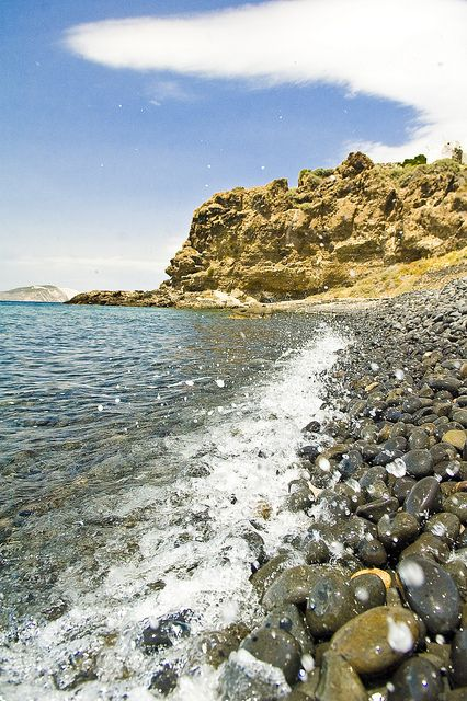 Nisyros - Hohlaki Beach, Greece