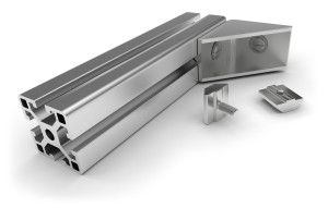 Aluminio industrial y perfiles de aluminio