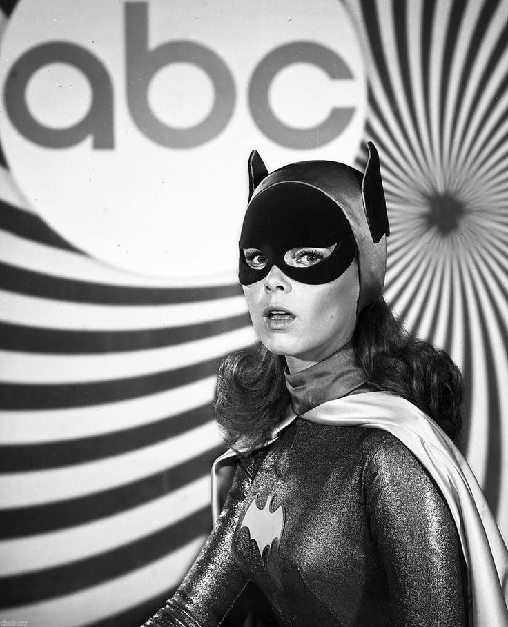 Yvonne Craig / Batgirl Promotional Picture for ABC.