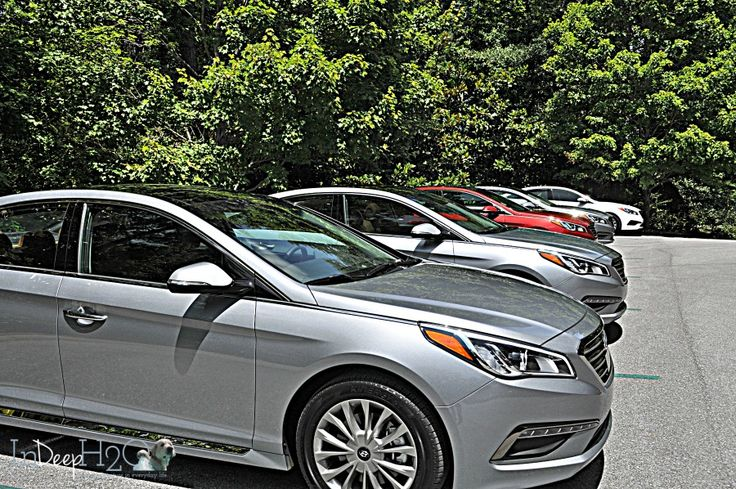 2015 Hyundai Sonata Review #NewSonata