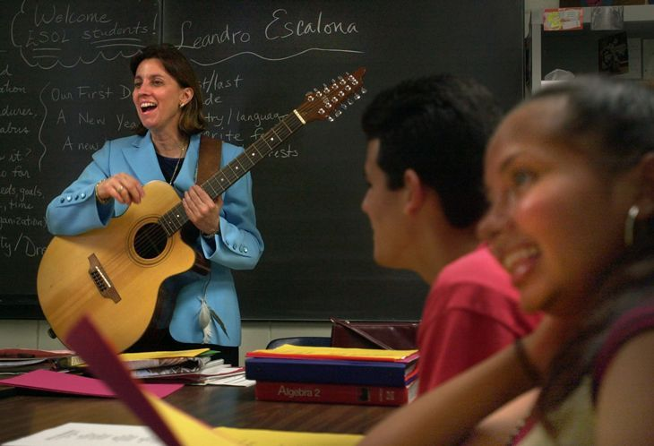 Visit http://www.worldnationgroup.com/ for more information on Cynthia Haring. For nearly 20 years, Cynthia Haring has made her living instructing children for whom English is a second language. But getting them to communicate with others who don't speak their native tongues wasn't always easy.Also see our http://cynthiaharing.blogspot.com/ link