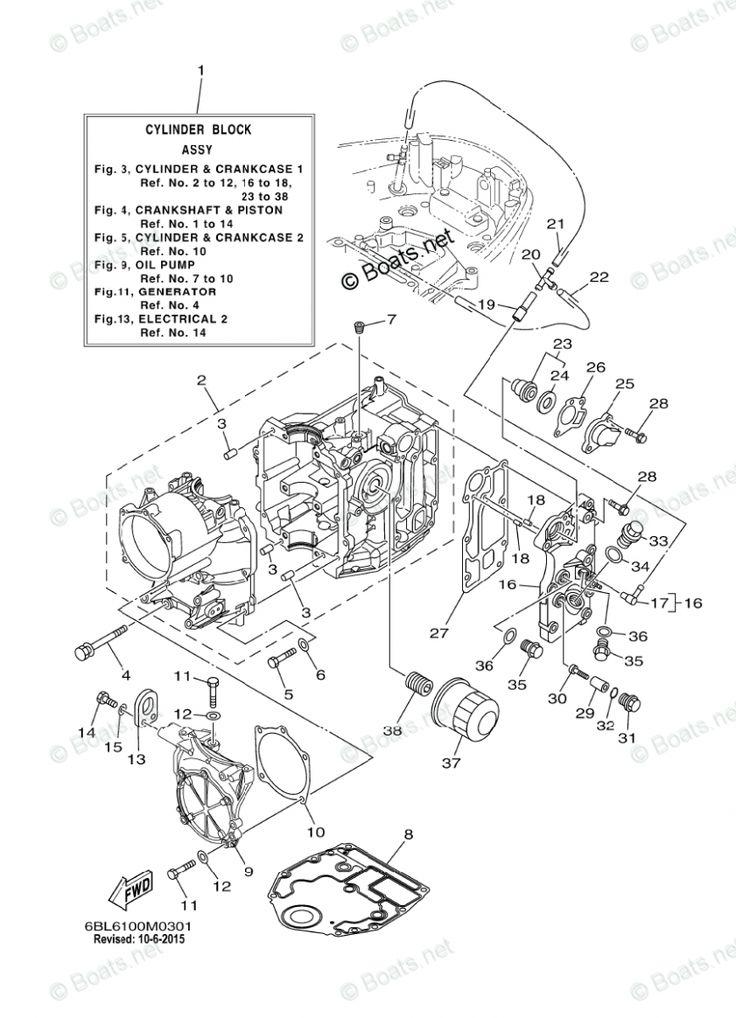 Yamaha Engine Parts Diagram Yamaha Engine Parts Diagram