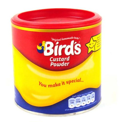 The Bird's brand is best known for its original homemade custard powder, invented by Alfred Bird in 1837 and still loved by generations today.