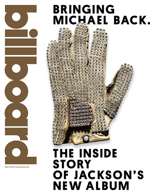 Michael Jackson's Billboard Cover: 5 Things We Learned About the New Album - Michael Jackson Billboard Cover Story (click picture for article)