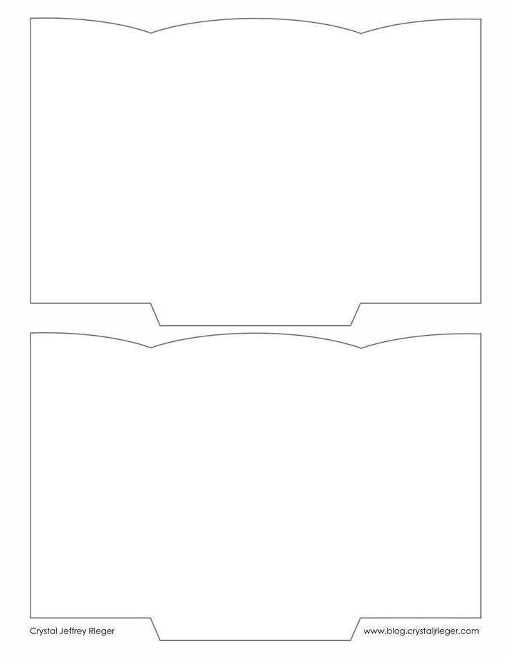 28 Images of Card Template Free Printable Treat Bag ...