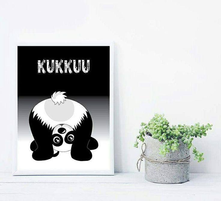 Kukkuu... @kirpunkoti #kirpunkoti