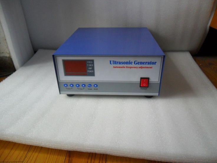 (340.00$)  Buy here  - 40khz/80khz 1200W dual frequency ultrasonic generator,40khz/80khz ultrasonic generators for sale