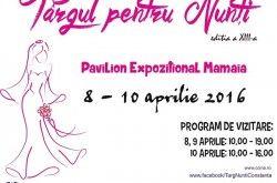 Targ pentru Nunti la Pavilionul Expozitional Mamaia - http://activecity.ro/city/constanta/event/targ-pentru-nunti-la-pavilionul-expozitional-mamaia/