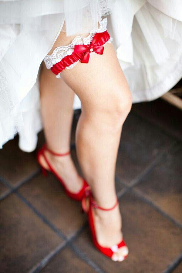 Liga en rojo #boda: