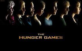 Znalezione obrazy dla zapytania The hunger games