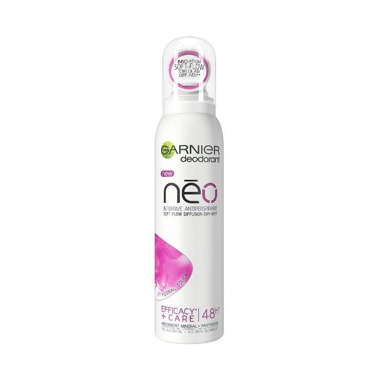 W Klubie Ekspertek możesz przetestować i ocenić Garnier Neo Dry Mist (pinterest)