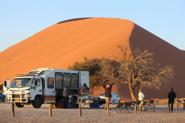 Sossusvlei & Namib Desert