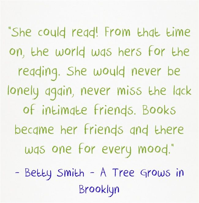 a review of the book a tree grows in brooklyn by betty smith Betty smith shortly after the publication of a tree grows in brooklyn another   obsession–will be published soon by new york review books.