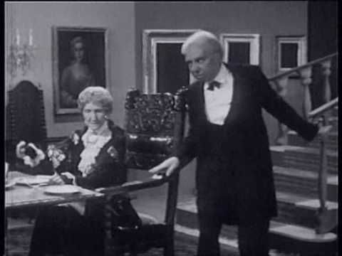 My favourite clip of all time hey - ja - Dinner for one. :D