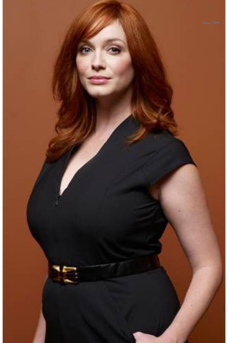 Christina Hendricks Biography And Movie Shows Information In 2020