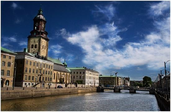 Göteborg.
