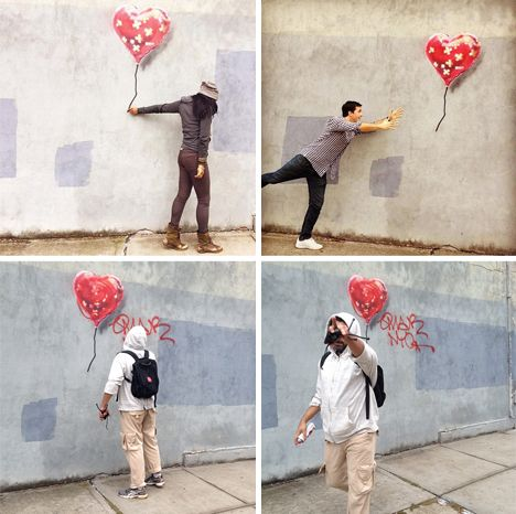 Blanking Banksy: Artists & City Paint Above Pricey NYC Graffiti - http://www.2015interiordesign.com/other-ideas/blanking-banksy-artists-city-paint-above-pricey-nyc-graffiti/