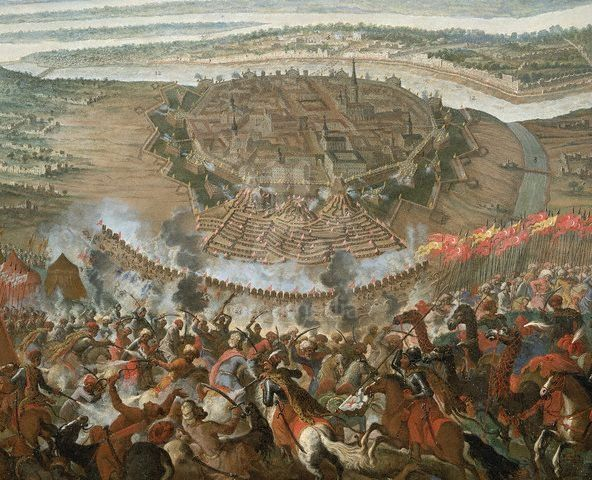 Battle of Kahlenberg at the Second Siege of Vienna