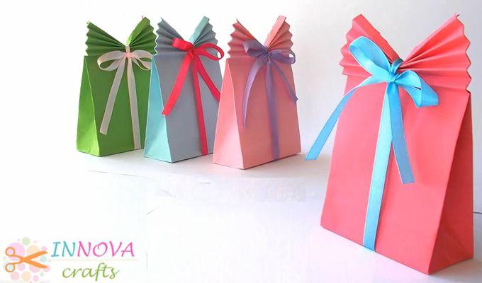 Se hvordan du lager de fineste gaveposene selv