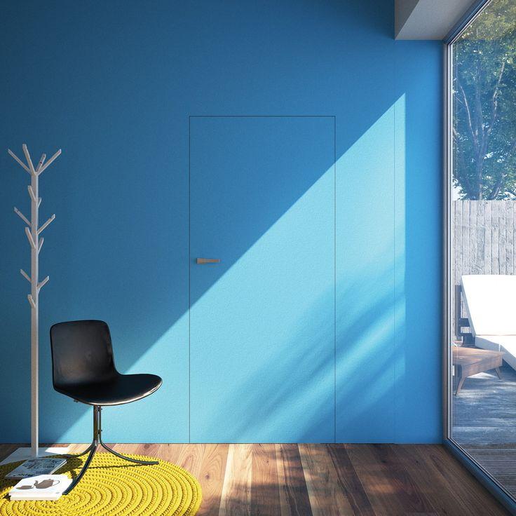 Drzwi ukryte Asilo - Linate Zero