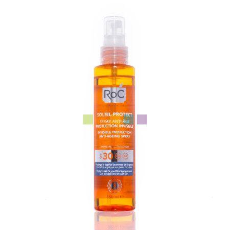 RoC Soleil-Protect Spray Anti-Age Factor 30 | 150 ml beschikbaar bij je online apotheek pharmamarket