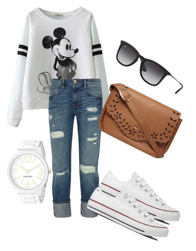 """Disneyland outfit"" by craftymaster ❤ liked on Polyvore"