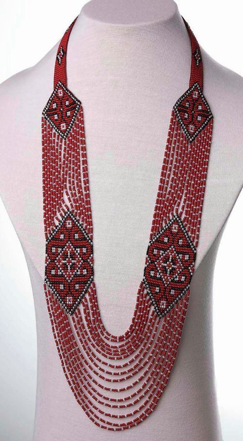 Long Beaded Necklaces – How to Wear Them with Style