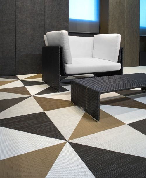 Fitnice Chroma Woven Vinyl Floor Coverings
