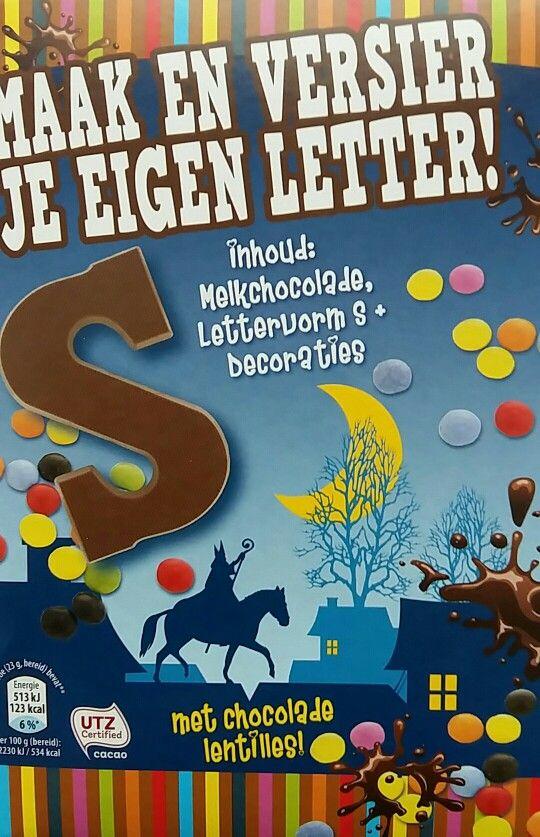 Versier je eigen letter