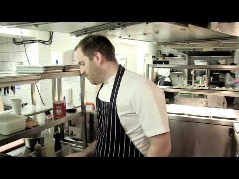 Bryn Williams Chef Patron Odettes Restaurant London  The Staff Canteen