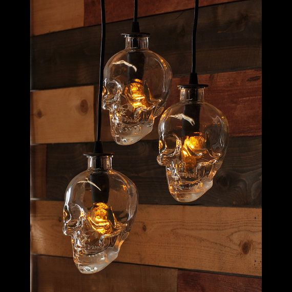 21 best skull vodka light images on Pinterest | Skull vodka bottle ...