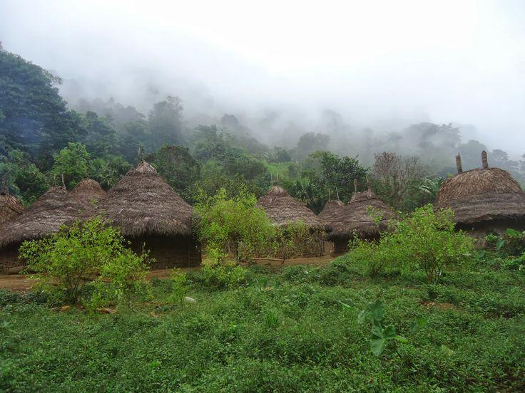 #Colombia, #CiudadPerdida, #LostCity #trek, #sierranevada #indigenes Day 4 | FILIP ZIOLKOWSKI :: #AwakeningOnTheRoad