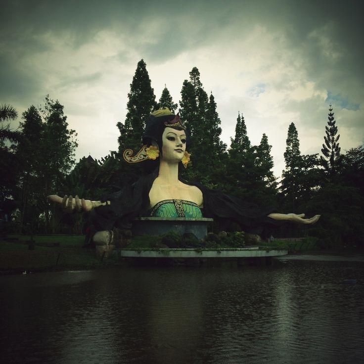 Taman Bunga, Puncak Bogor. Indonesia.