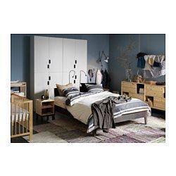 NORNÄS Struttura letto - , 140x200 cm - IKEA