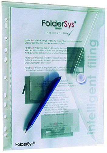 FolderSys Transparent Pockets/Envelopes, Pack of 10 A4 Punched Pockets, Colourless Transparent Velcro,   2X Cu No description (Barcode EAN = 4004764335879). http://www.comparestoreprices.co.uk/december-2016-5/foldersys-transparent-pockets-envelopes-pack-of-10 a4 punched-pockets-colourless-transparent-velcro- -2x-cu.asp