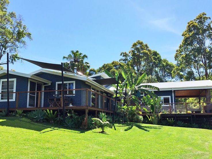 Brushy Point Lake House &, a Pacific Palms House | Stayz $1200